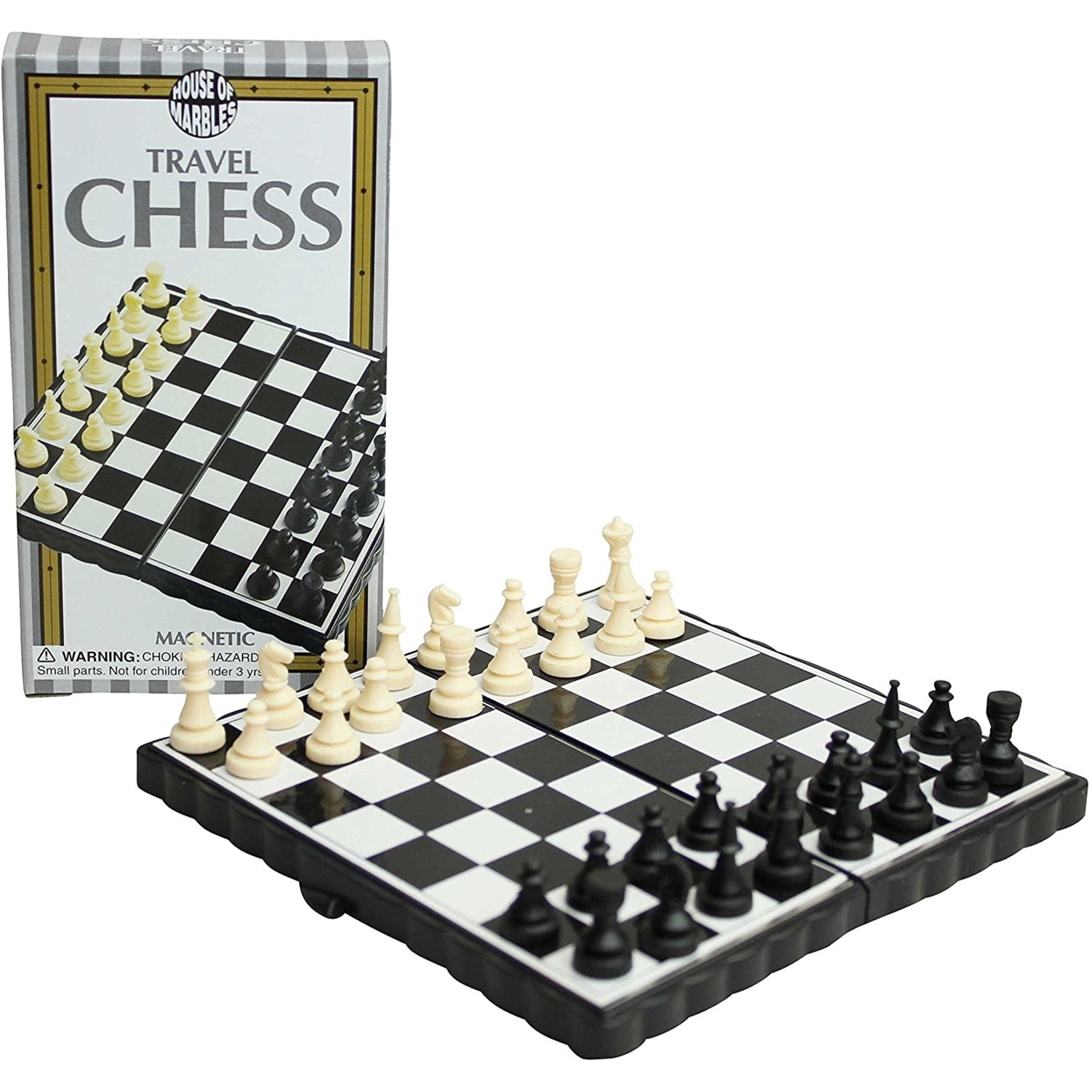 House of Marbles House of Marbles - Magnetic Chess