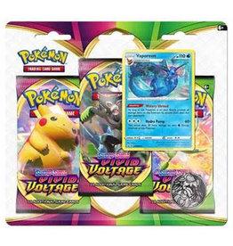 Pokémon Pokémon Vivid Voltage 3-Booster Blister Vaporeon