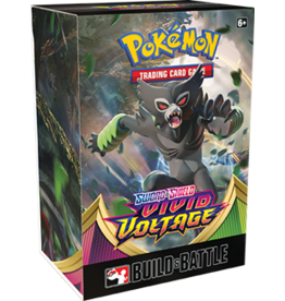 Pokémon Pokémon Vivid Voltage Build & Battle Box