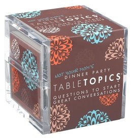 Table Topics Table Topics Not Your Mom's Dinner Party