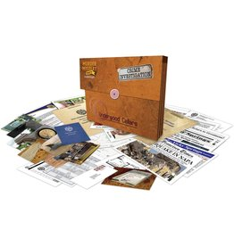 University Games Murder Mystery Party Case Files Underwood Cellars