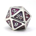 Die Hard Dice Dire d20 Die: Dreamscape Tundra Melody
