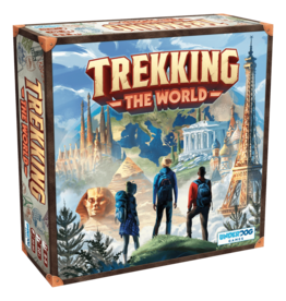 Trekking the World Kickstarter Exclusive