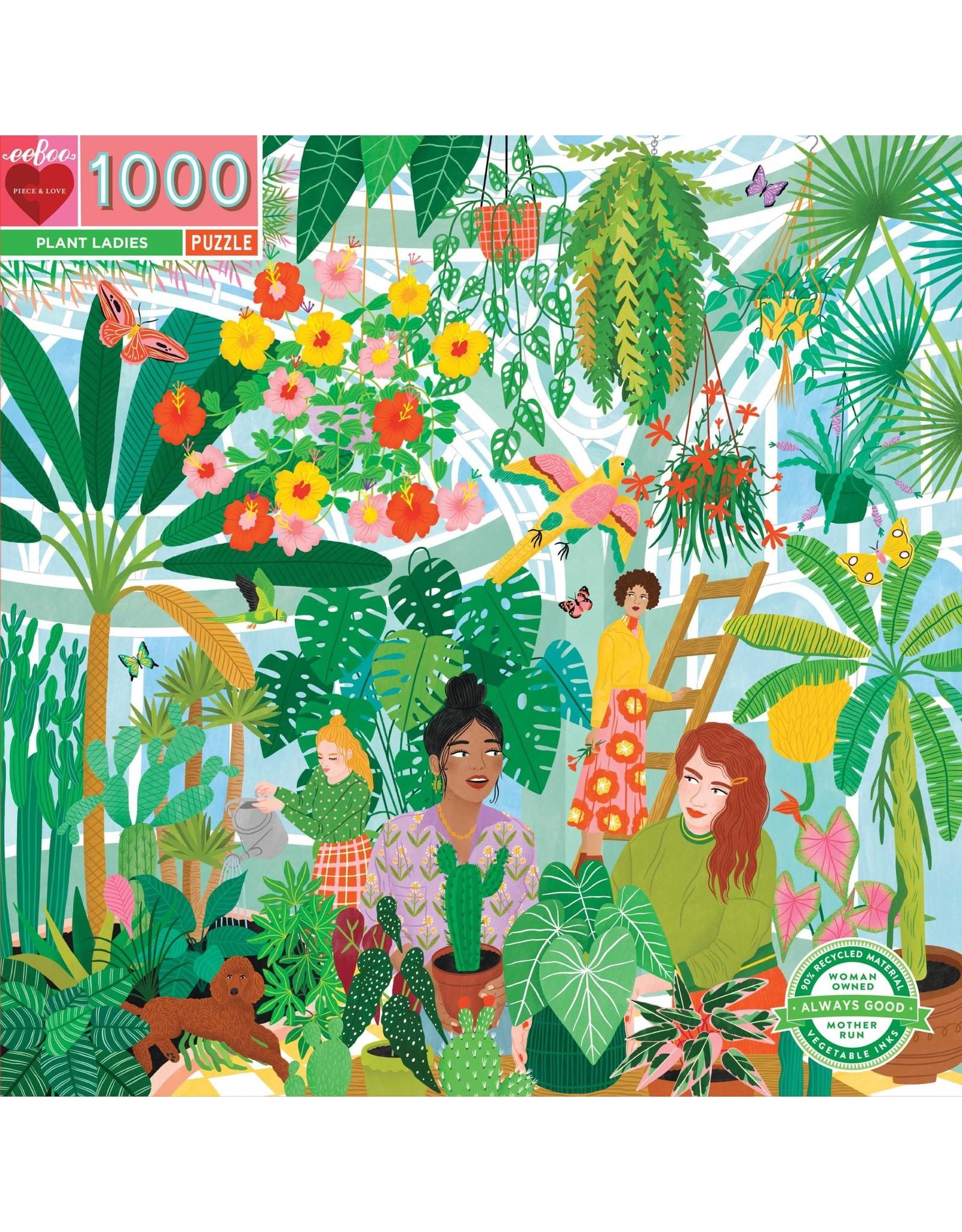 eeBoo Plant Ladies 1000p