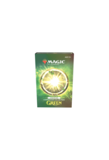 Magic: The Gathering Commander Collection Green Premium Edition