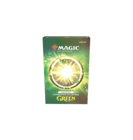 Magic: The Gathering MTG Commander Collection Green Premium Edition