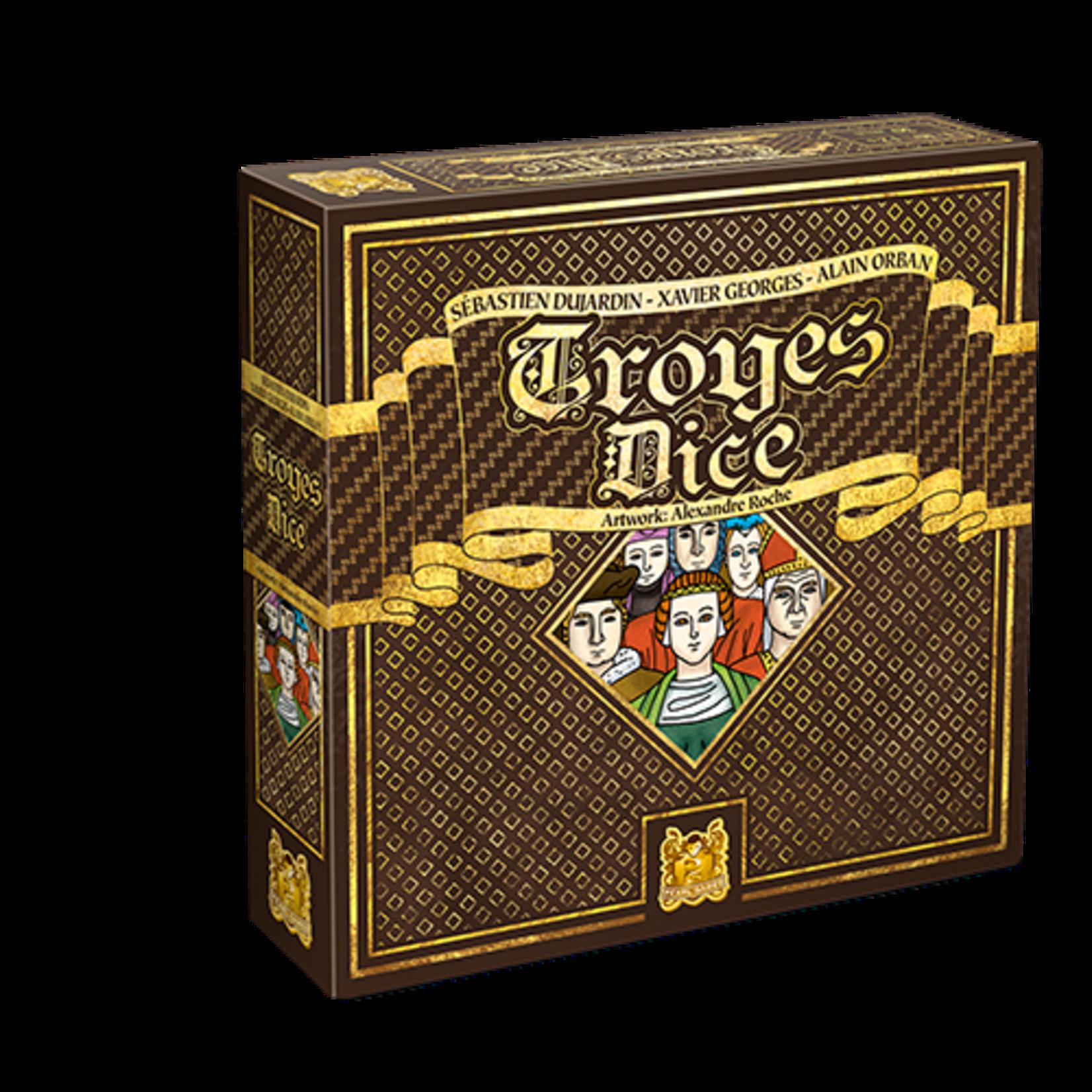 Pearl Games Troyes Dice