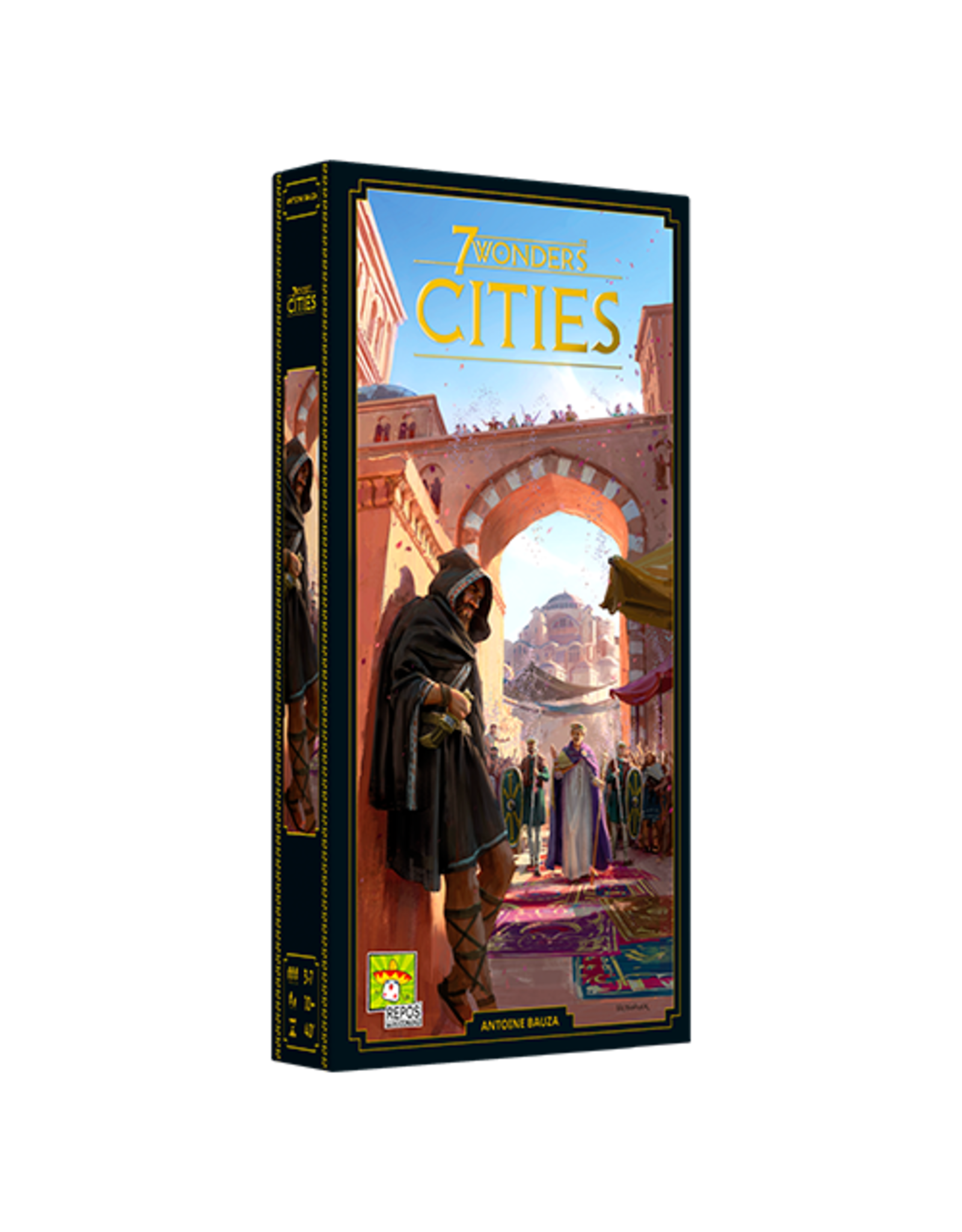 Repos Production 7 Wonders Cities (New edition)
