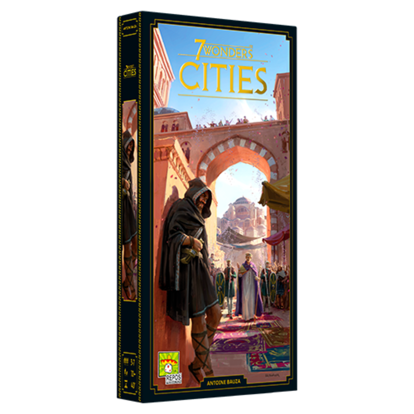 Repos Production 7 Wonders (2019): Cities Expansion