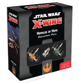 Fantasy Flight Games SW X-Wing 2E Heralds of Hope Squadron Pack