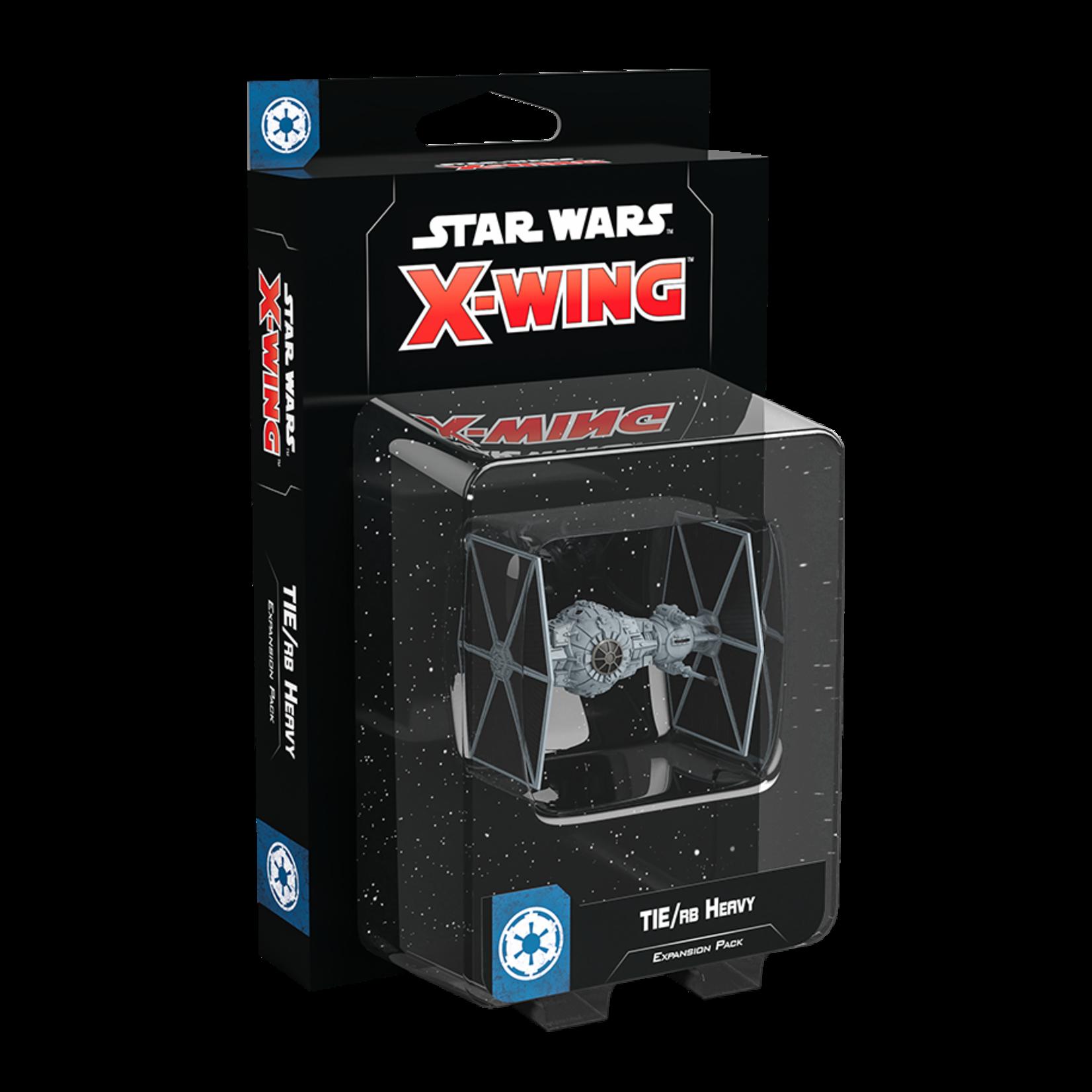 Fantasy Flight Games Star Wars X-Wing 2E TIE/rb Heavy Fighter