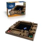 Wood Expressions Shut the Box Mini 4-Player