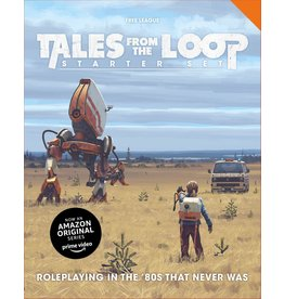 Free League Publishing Tales from the Loop RPG Starter Set