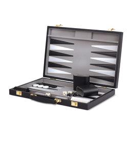 "Backgammon 14.75"" Black"