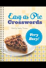 Puzzlewright Easy as Pie Crosswords Very Easy