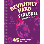 Puzzlewright Devilishly Hard Fireball Crosswords