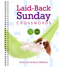 Puzzlewright Laid Back Sunday Crosswords