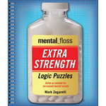 Puzzlewright Mental Floss Extra Strength Logic Puzzles