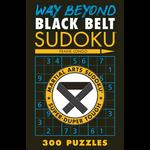 Puzzlewright Way Beyond Black Belt Sudoku