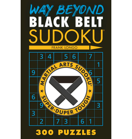Puzzlewright Way Beyond Black Belt Sudoku