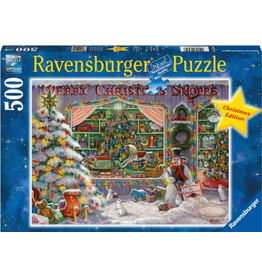 Ravensburger The Christmas Shoppe 500p