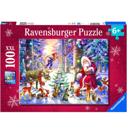 Ravensburger Christmas in the Forest 100p