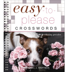 Puzzlewright Easy to Please Crosswords