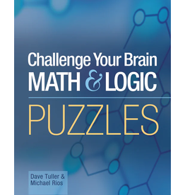 Sterling Publishing Challenge Your Brain Math & Logic