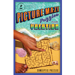 Puzzlewright Junior Picture Maze Puzzles for Vacation