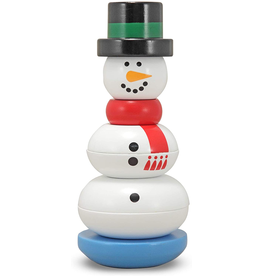 Melissa and Doug Snowman Stacker