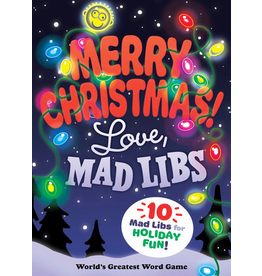 Mad Libs Mad Libs Merry Christmas