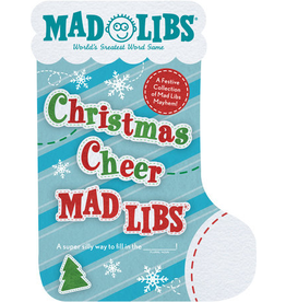 Mad Libs Mad Libs Christmas Cheer