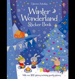 Usborne Winter Wonderland Sticker Book