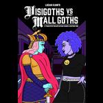 Indie Press Revolution Visigoths vs Mall Goths