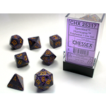 Chessex 7-Set Cube Speckled Hurricane