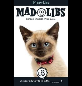 Mad Libs Mad Libs Meow Libs