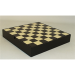 "Worldwise Imports [Pickup Only] Chess Board 12"" Black/Maple Chest"