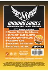 Mayday Games Inc. Deck Protector: Yucatan Narrow 54x80 (50)