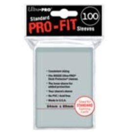 Ultra Pro Deck Protector: Clear Pro-Fit (Ultra Pro)