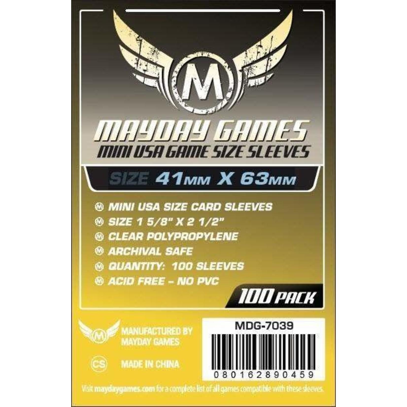 Mayday Games Inc. Deck Protector: 41x63 (Mayday)