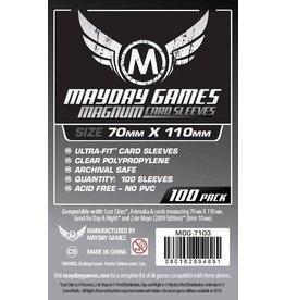 Mayday Games Inc. Deck Protector: 70x110 (Mayday)