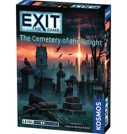Thames & Kosmos EXIT Cemetery of the Knight