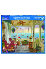 White Mountain Puzzles Summer Breeze by David Maclean 1000pc Puzzle