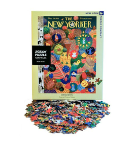 New York Puzzle Company Ornaments 1000p