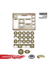 Gale Force Nine Dungeons & Dragons 5th Edition Token Set & Player Board: Ranger