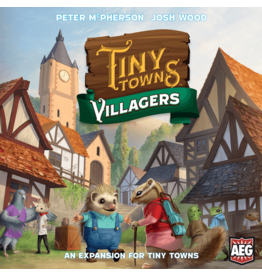Alderac Entertainment Group Tiny Towns Villagers