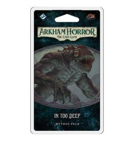 Fantasy Flight Games Arkham LCG In Too Deep