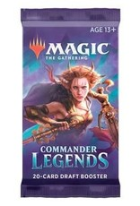 Magic: The Gathering Magic: the Gathering: Commander Legends Draft Booster Pack (MTG CMR)