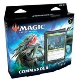 Magic: The Gathering MTG Commander Legends Deck: Reap the Tides