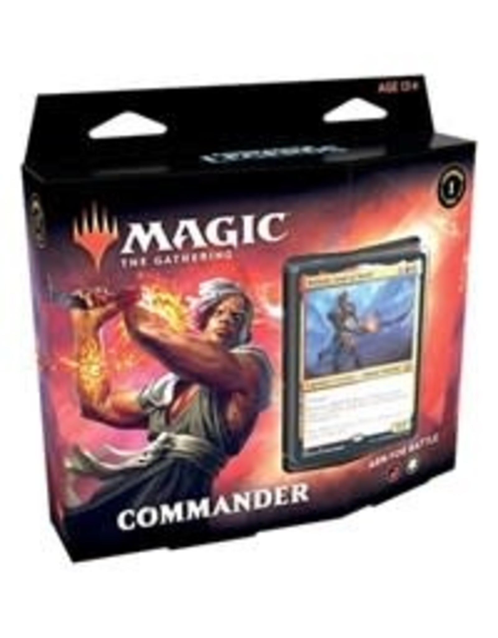 Magic: The Gathering Magic the Gathering: Commander Legends Deck: Arm for Battle